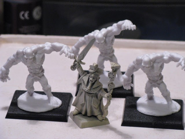 *BITS* Vampire Counts Crypt Ghouls Beine F