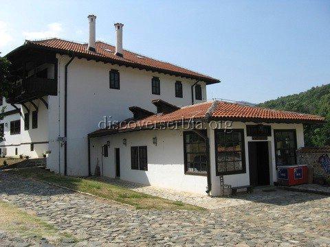 Monastery Prohor Pcinjski