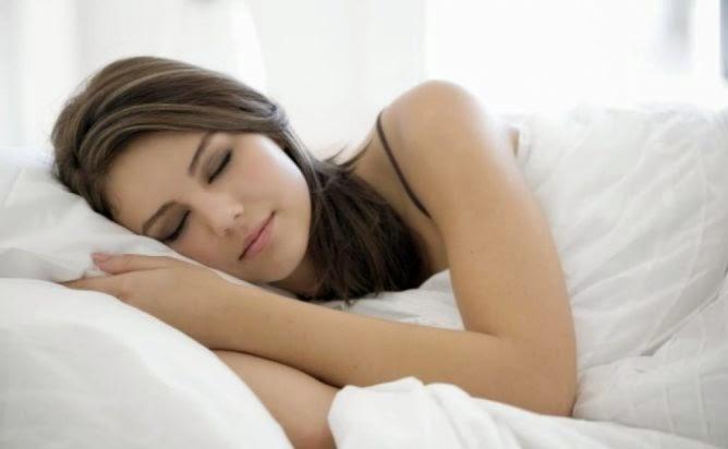 Cara Tidur Yang Sehat Dan Alami