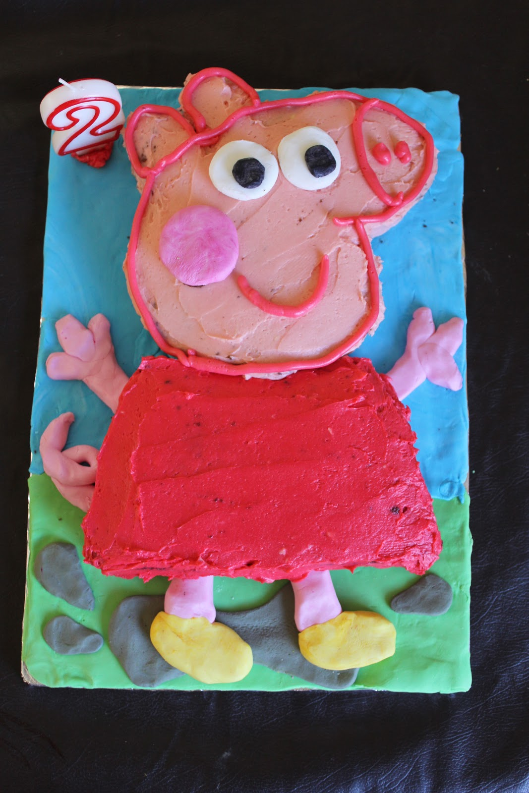 Peppa Pig Birthday Cake 1067 x 1600 · 221 kB · jpeg