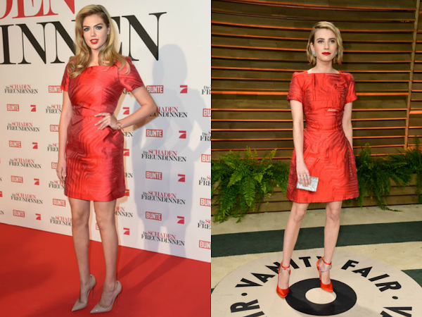 Kate Upton vs Emma Roberts