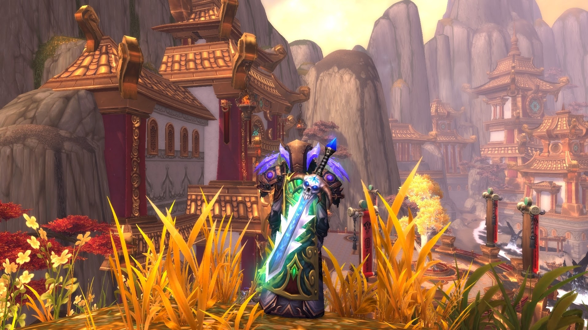 World of Warcraft Mage