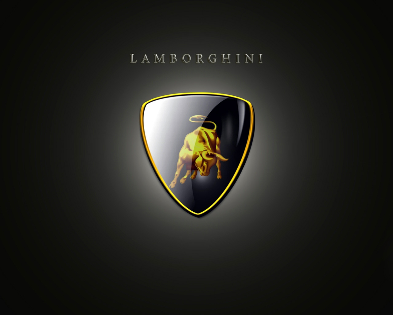 Logo Wallpaper  Lamborghini Logo