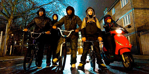 Attack the Block. Mejores pelculas del 2011