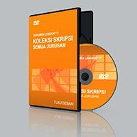 Jual DVD Koleksi Skripsi LENGKAP dan MURAH