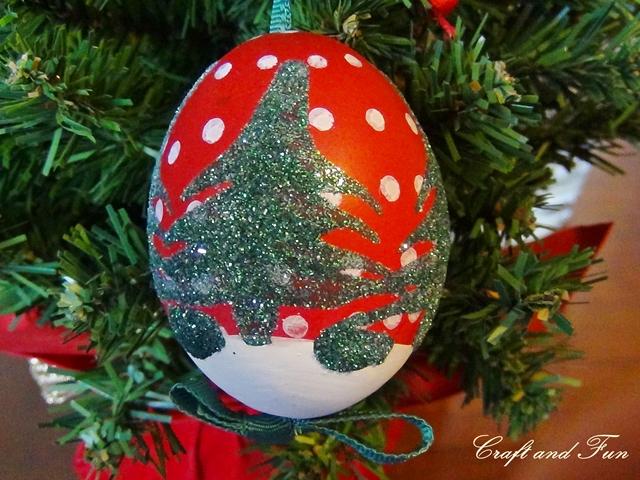 Riciclo creativo craft and fun addobbi di natale fai da te for Festoni natalizi fai da te