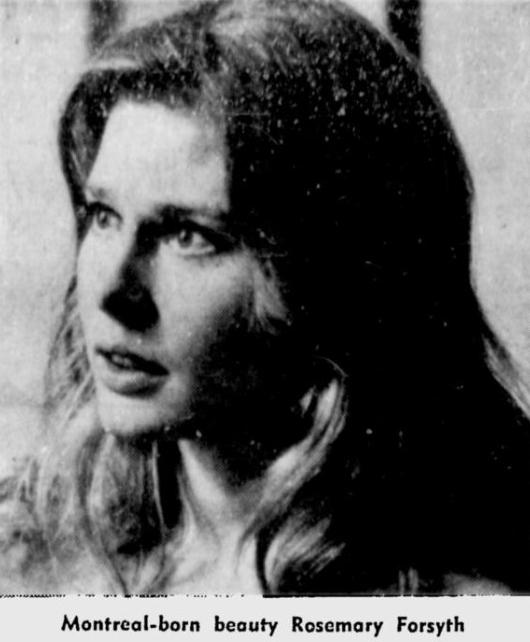 rosemary forsyth actress