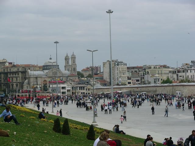 Praça Taksim Istambul