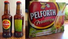 Les bouteilles Pélican et Pelforth