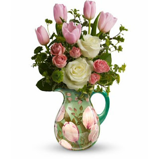 Order Easter Flowers in a Gift