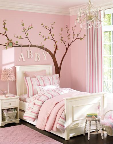 10 ideias de decora o para quartos de menina mil dicas de m e - Kamer bebe pastel ...