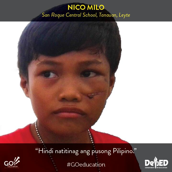 Nico's Story | An inspiring story of a Yolanda survivor