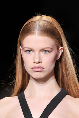 Fall/Winter 2011-2012 Hairstyle Trends- versace