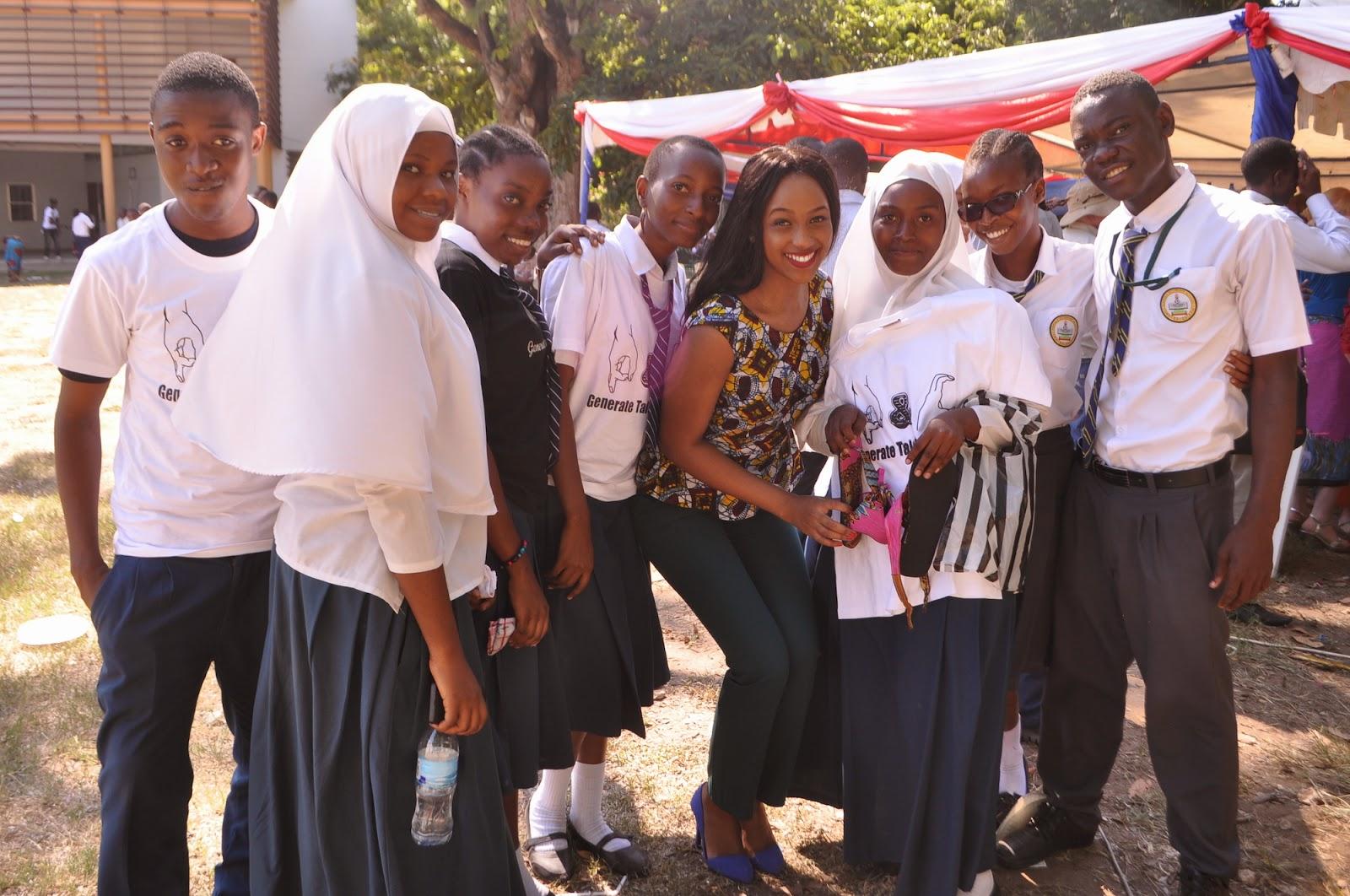 miss tanzania 2012 brigitte atoa mafunzo ya ujasiliamali