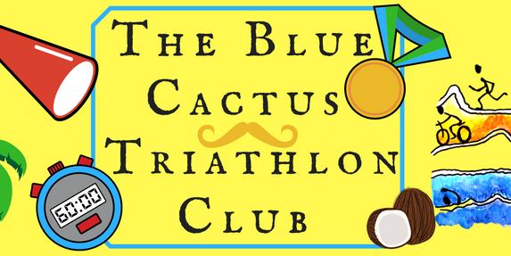 C. D. Blue Cactus Triathlon