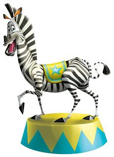 cebra marty