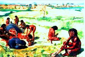 Sejarah : Kehidupan Manusia Purba Masa Bercocok Tanam