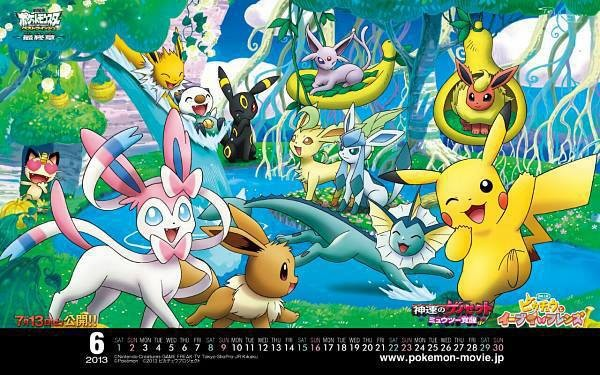 """Revelados 5 minutos de """"Pokémon Extreme Speed Genesect"""""""