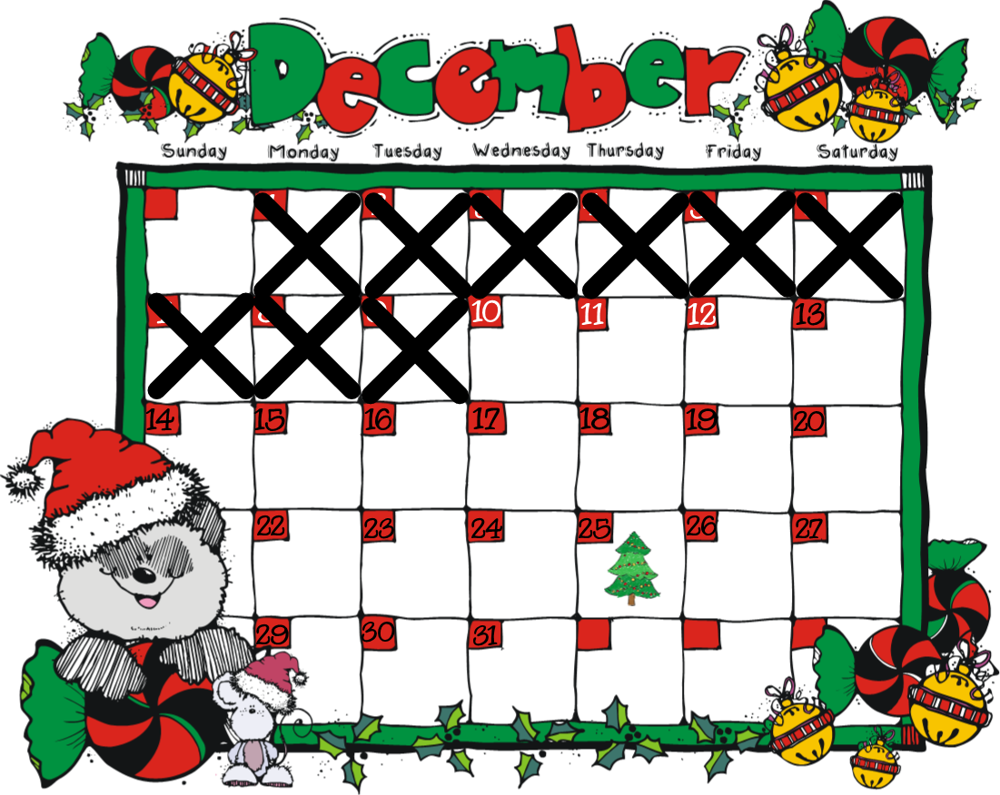 First Grade a la Carte: The 9th Day of Christmas