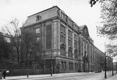Markas Gestapo di Berlin
