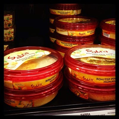 Vegan Vegetarian Food Snacks Protein Target Sabra Roasted Garlic Hummus and Roasted Pine Nut Hummus Hommus