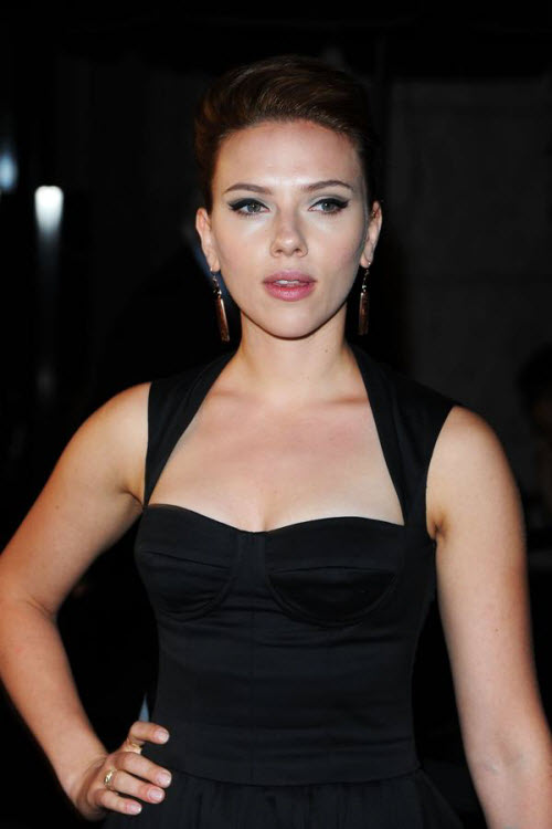 Scarlett Johansson HD Sexy wallpapers