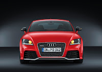 2013 Audi TT RS Plus (Typ 8J) Mk2 original photo