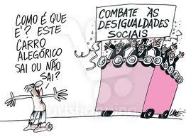 'A desigualdade social no Brasil anida não diminuiu'