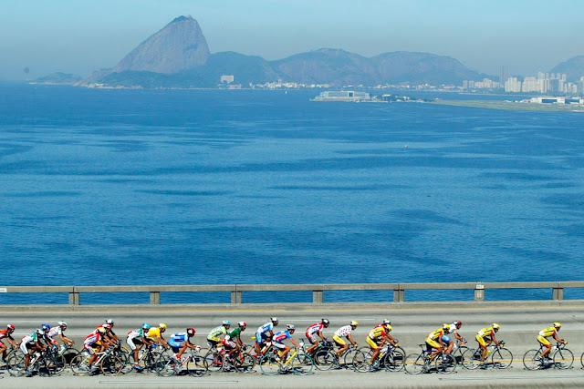 Fotografia, Rio de Janeiro, profissional, o globo, ciclismo, ponte, rio niteroi, guanabara