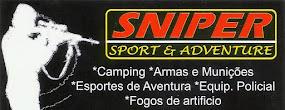 SNIPER & ADRENALINA SPORT E ADVENTURE Camping, Armas e Munições, Esportes de Aventuras, Equipamento