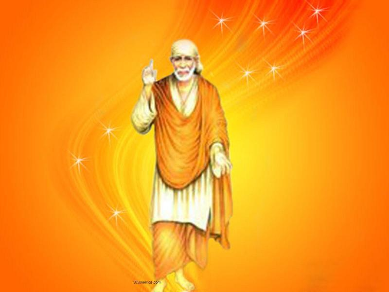 indian gods wallpapers blog shirdi sai baba darshan