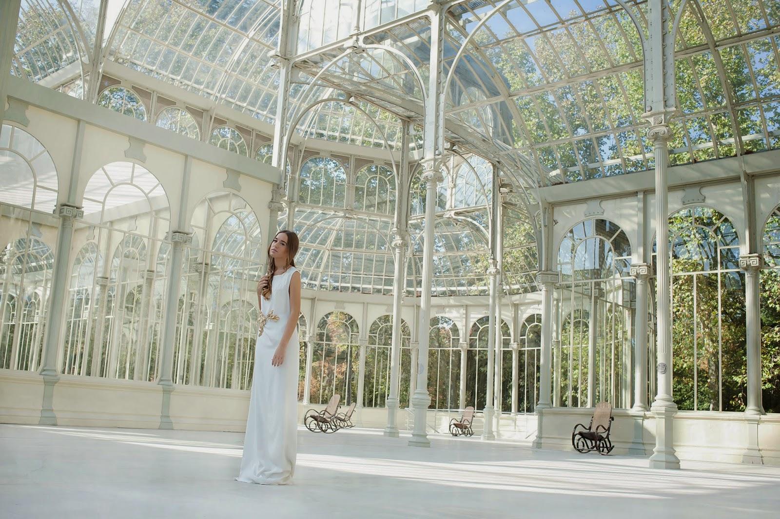 vestido de novia diseñadora española