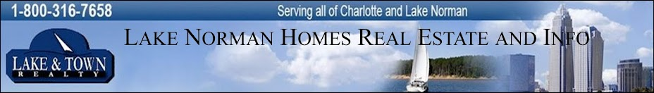 Charlotte Lake Norman Homes, Info and Real Estate