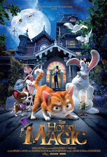 The House of Magic (2013) – เหมียวน้อยพิทักษ์บ้านมายากล [พากย์ไทย]