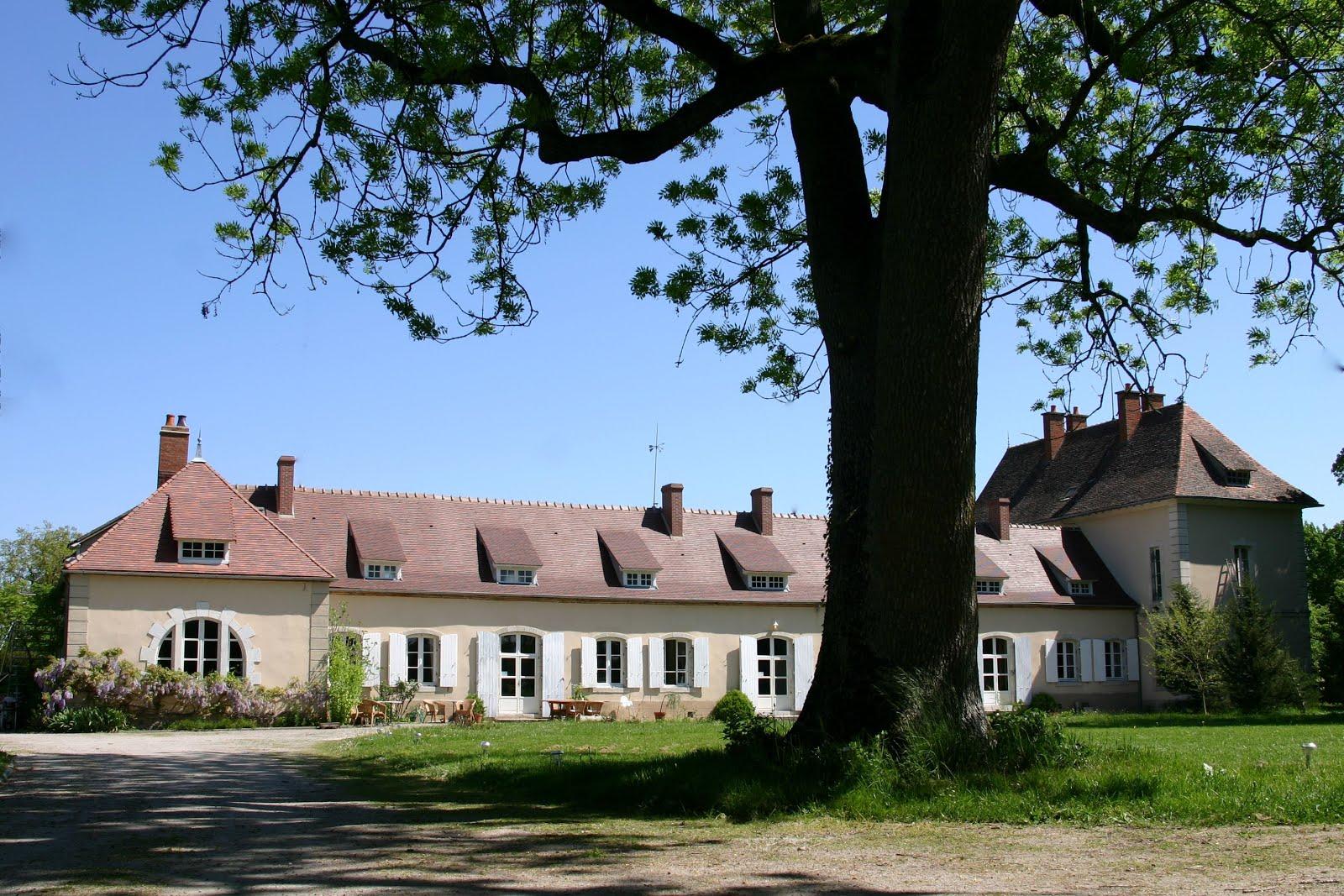 Waar? Welkom in Château des Edelins, midden in Frankrijk, slechts 8 uur va Utrecht