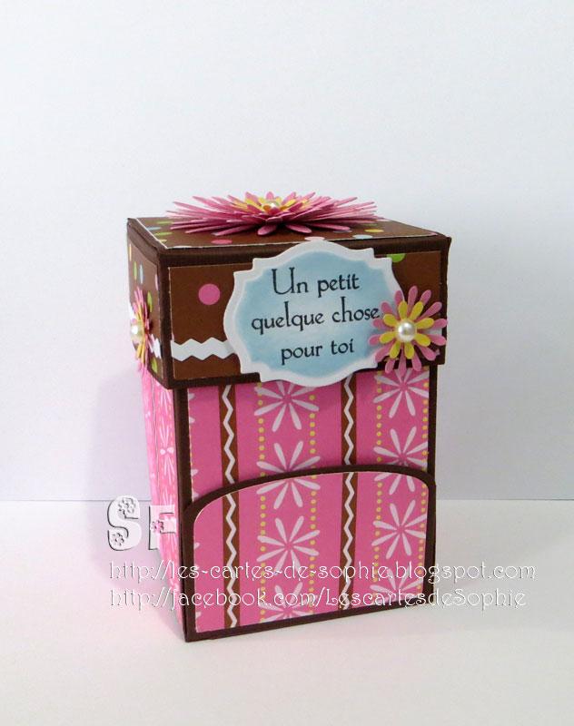 les cartes de sophie distributrice bonbons. Black Bedroom Furniture Sets. Home Design Ideas