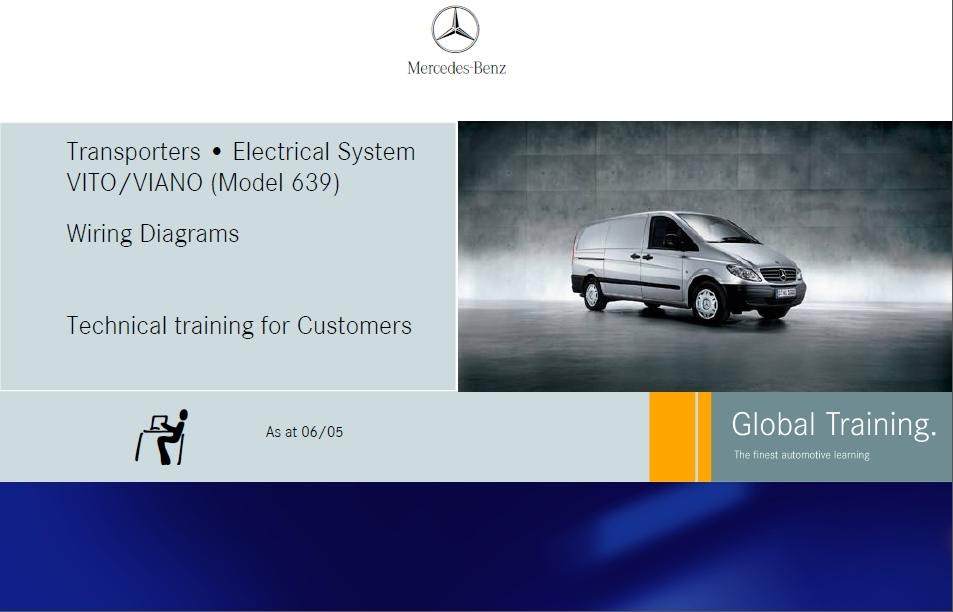 Mercedes Vito Owners Manual PDF