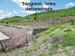 Tángano área natural protegida de Querétaro.