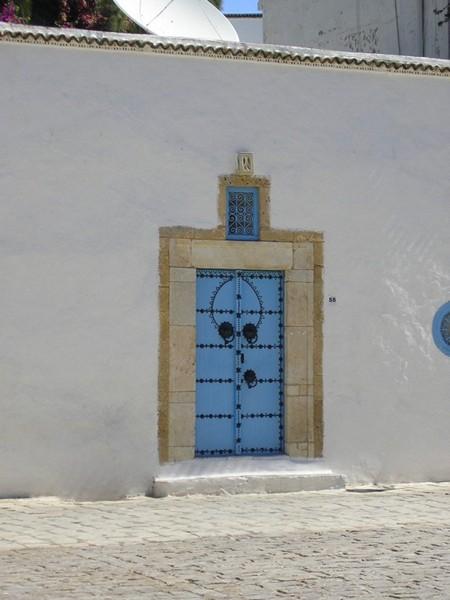 Sidi bu Said Zdjęcie