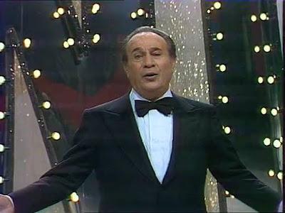 Télé française années 70: Numéro Un , Tino Rossi : 24/12/1977