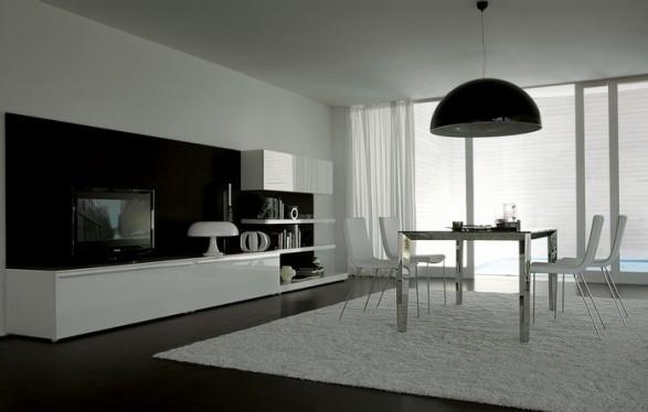 Iluminación Elegante para Salas de Estar - Living Rooms  Cómo ...