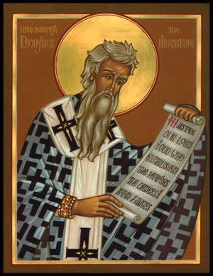 Pseudo-Dionizy Areopagita