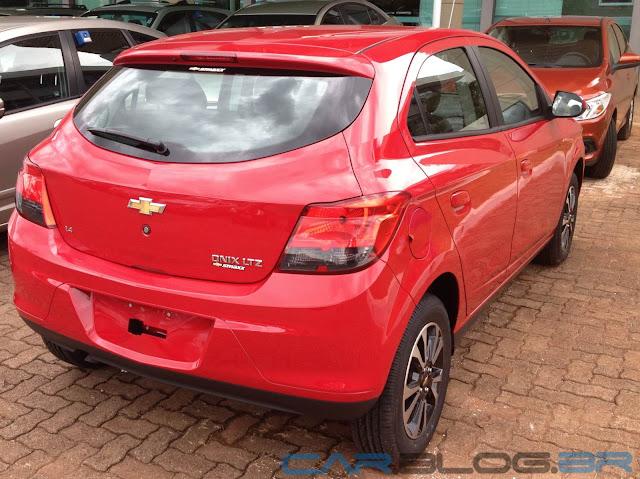 carro Onix Chevrolet