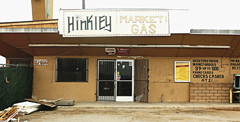 hinkley california erin brockovich