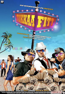 Tukkaa Fitt Movie Poster 2012