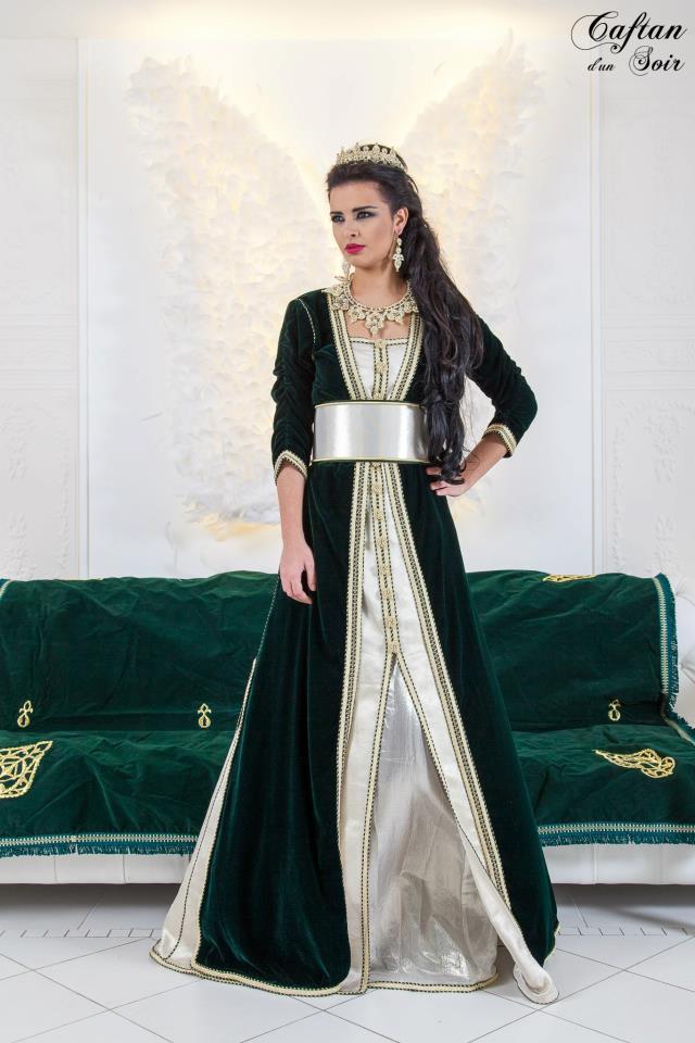 Kaftan Maghribi Moderne : Hijab moderne caftan maghribi et voile mode