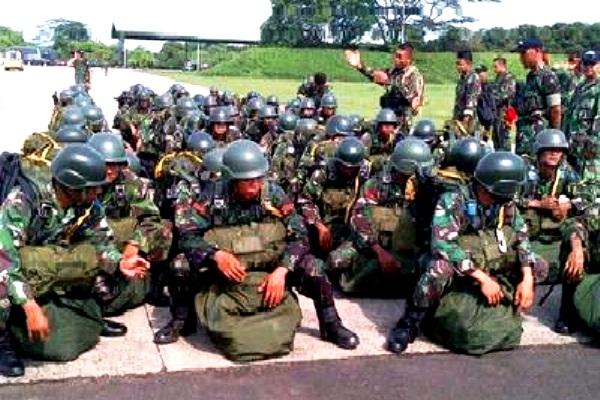 Satgas Indobat Konga XXIII-F/UNIFIL