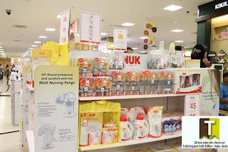 KL SOgo Nuk & Hauck Sale Promotion 2012