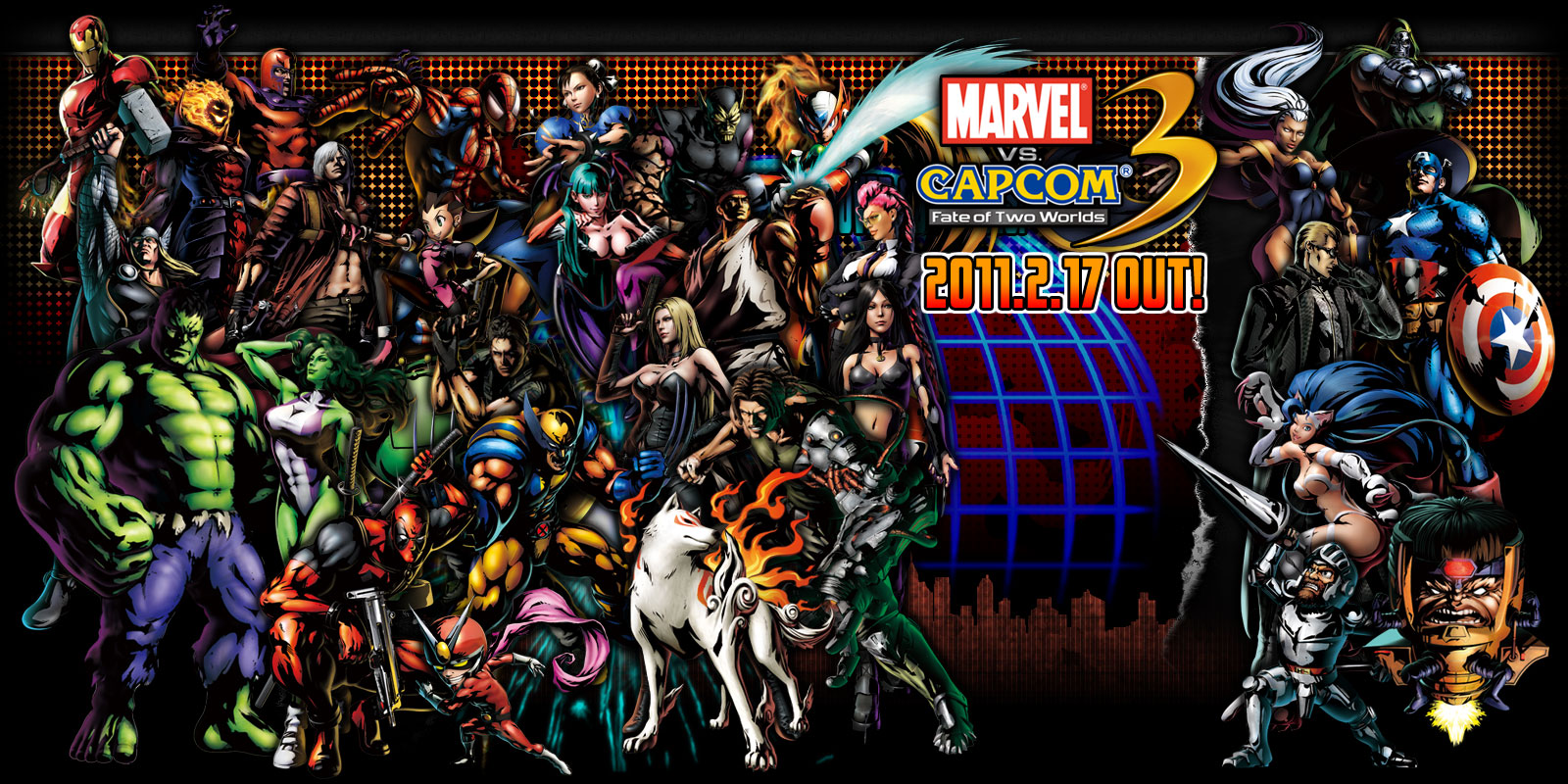Marvel vs. Capcom 3: Fate of