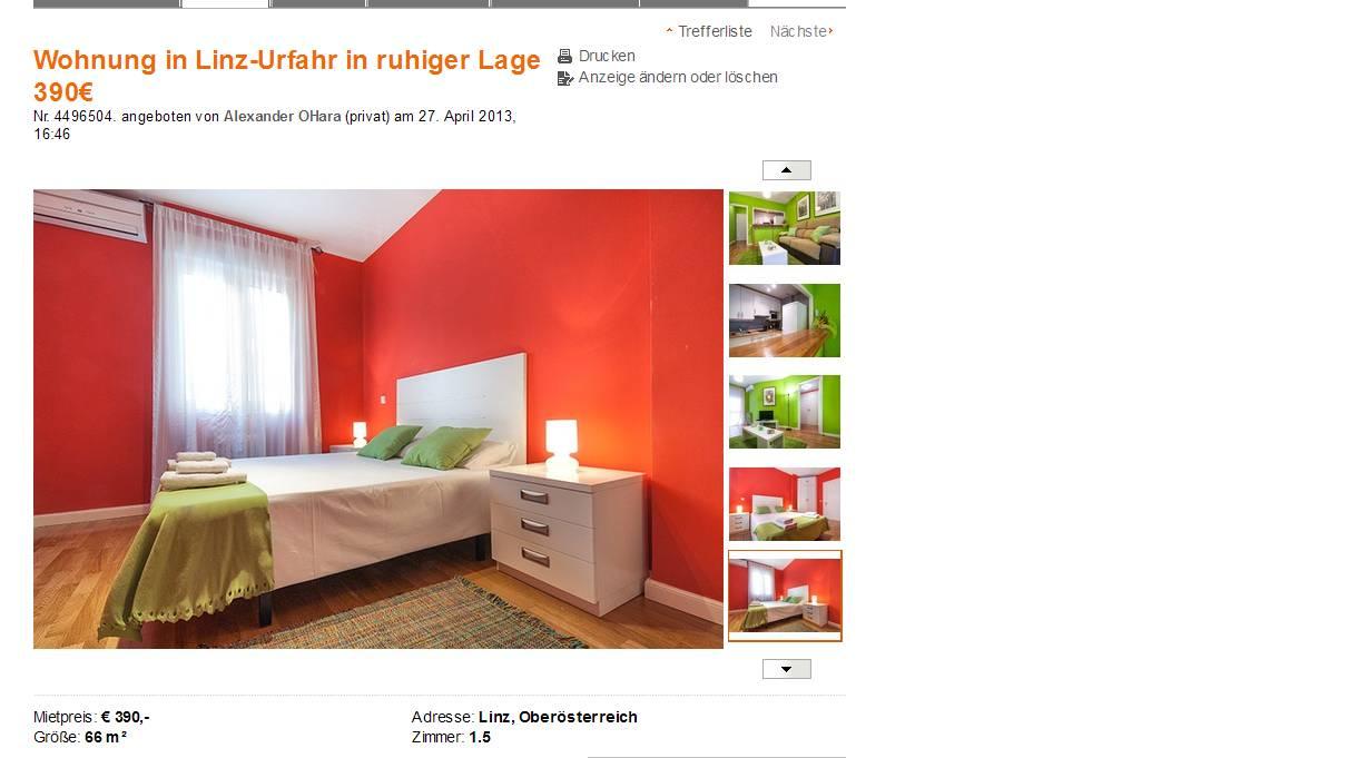 Wohnung mieten in Urfahr-Umgebung - willhaben